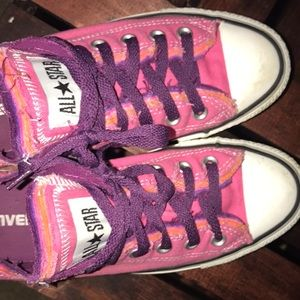 CONVERSE COLORED SNEAKERS